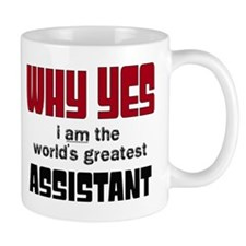 World's Greatest Assistant Mugs