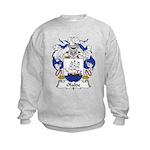 Olalde Family Crest Kids Sweatshirt