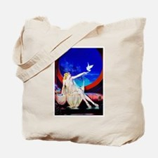 Clive Sultana & Dove Pinup Tote Bag
