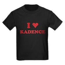 I LOVE KADENCE T