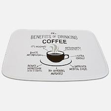 Unique Caffeine Bathmat