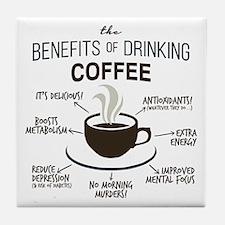 Unique Coffee Tile Coaster