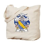 Odena Family Crest Tote Bag