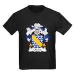 Odena Family Crest Kids Dark T-Shirt