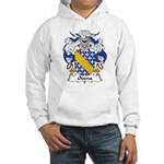 Odena Family Crest Hooded Sweatshirt