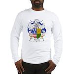 Noves Family Crest Long Sleeve T-Shirt