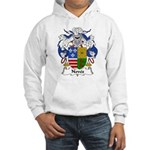 Noves Family Crest Hooded Sweatshirt