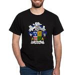 Noves Family Crest Dark T-Shirt