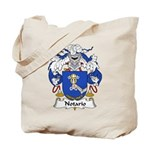 Notario Family Crest  Tote Bag