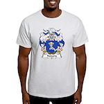 Notario Family Crest  Light T-Shirt