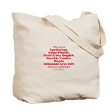 LSL Lamen Tote Bag