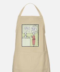 (Cartoon 421) Don't Tell Me What To Do Apron