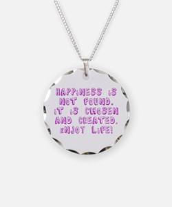 Happiness Journey Necklace
