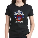 Negrete Family Crest Women's Dark T-Shirt