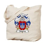 Negrete Family Crest Tote Bag