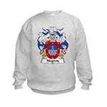 Negrete Family Crest Kids Sweatshirt
