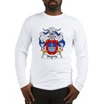 Negrete Family Crest Long Sleeve T-Shirt