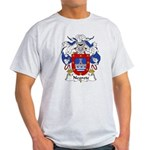 Negrete Family Crest Light T-Shirt