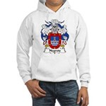 Negrete Family Crest Hooded Sweatshirt