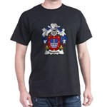 Negrete Family Crest Dark T-Shirt