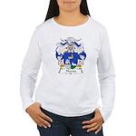 Naves Family Crest Women's Long Sleeve T-Shirt