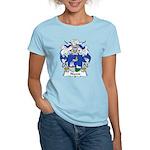 Naves Family Crest Women's Light T-Shirt
