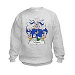 Naves Family Crest Kids Sweatshirt