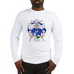 Naves Family Crest Long Sleeve T-Shirt