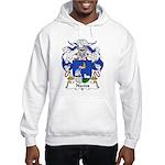 Naves Family Crest Hooded Sweatshirt