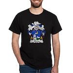 Naves Family Crest Dark T-Shirt