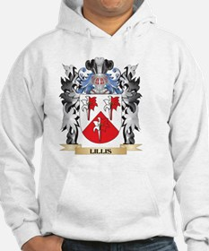 Lillis Coat of Arms - Family Cre Hoodie