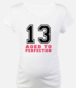 13 Aged To Perfection Birthday D Shirt