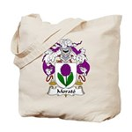 Morato Family Crest Tote Bag
