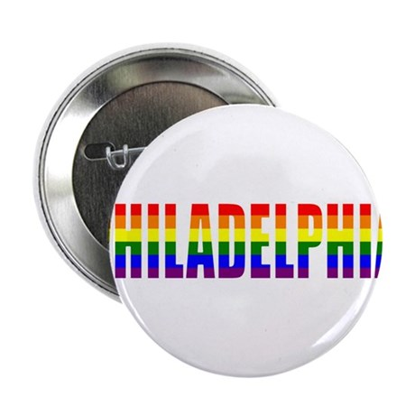 "Philadelphia Pride 2.25"" Button (10 pack)"