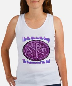 Chi Rho Alpha Omega Women's Tank Top