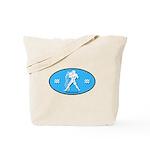 Aquarius Color Tote Bag