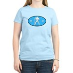 Aquarius Color Women's Light T-Shirt