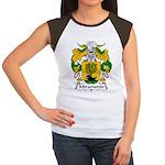 Miramonte Family Crest  Women's Cap Sleeve T-Shirt