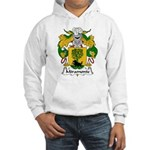 Miramonte Family Crest Hooded Sweatshirt
