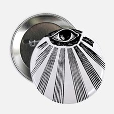 "all seeing eye 2.25"" Button"