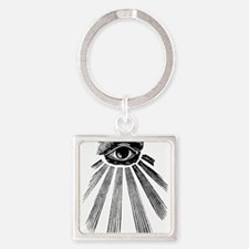 all seeing eye Keychains