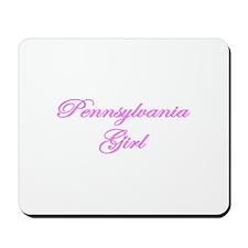 Pennsylvania Girl Mousepad