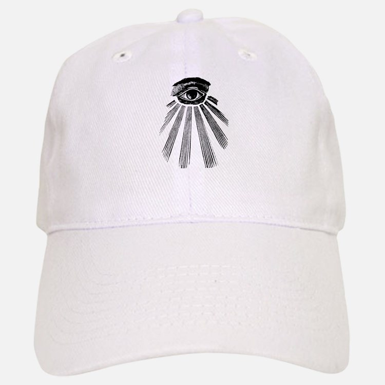 all seeing eye Baseball Baseball Cap