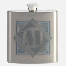 Unique Madonna Flask