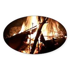 Campfire Magic Decal