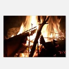 Campfire Magic Postcards (Package of 8)