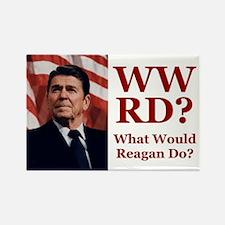 PRES40 WWRD? Rectangle Magnet