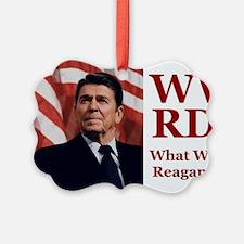 PRES40 WWRD? Ornament
