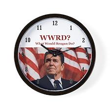 PRES40 WWRD? Wall Clock