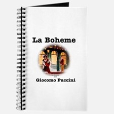 OPERA - LA BOHEME - GIOCOMO PUCCINI Journal